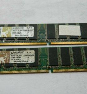 Оперативная память Kingston KVR400X64C3A/256