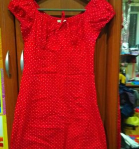 Летнее платье,сарафан оджи 42р