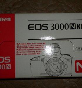 Зеркальная аналоговая камера Canon