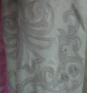 Пальто свадебное р 44-46