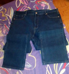 Брюки джинсовые.