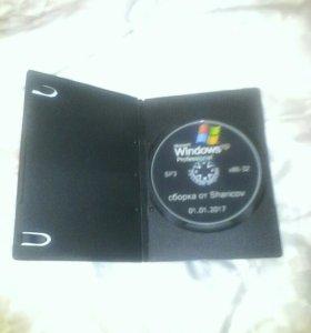Продаю диск  Windows xp