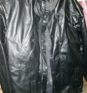 Милицейская куртка