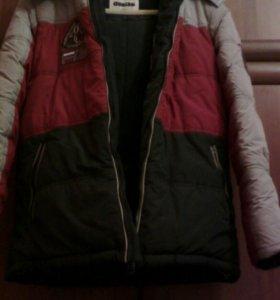 Куртка зимняя для мальчика DONILO.