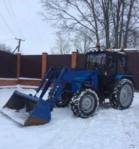 Трактор мтз -82 1 2013г