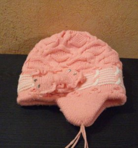 зимняя шапка ГГМ
