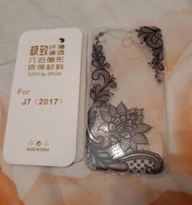 Чехол на Samsung galaxy J7 2016