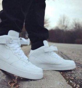 Зимние новые мужские кроссовки с 41 по 46 размер