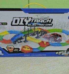 DIY Track, Magik track.
