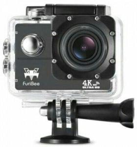 Экшн камера FuriBee F60 4K