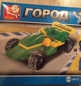 Набор Лего машинка