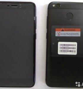 Новый redmi 4x pro 3/32 black/global