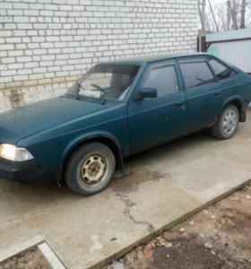 Москвич СВЯТОГОР двигатель Рено.