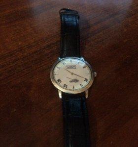 Часы мужские qwill,ручной работы,серебро 925 пробы