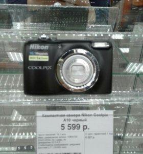 Фотоаппарат с видео съемкой