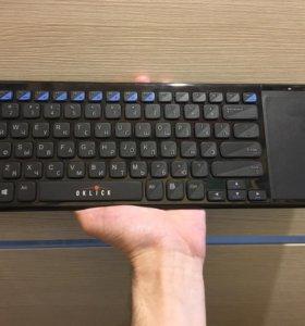 Беспроводная клавиатура OKLICK 850st