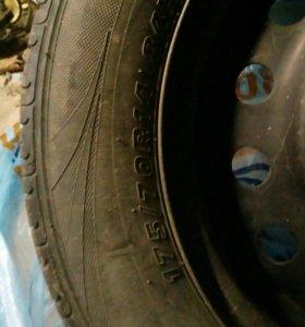 Резина с дисками