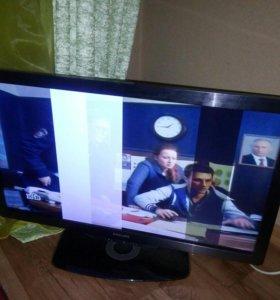 Телевизор филлипс на запчасти