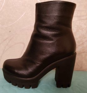 Зимние ботинки (обмен)
