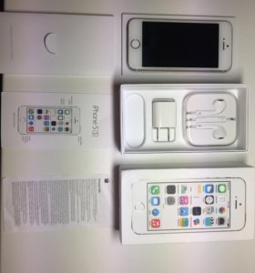 IPhone 5s gold 16gb LTE Touch ID