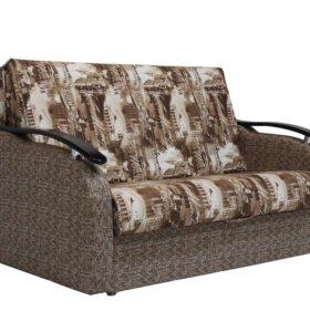 Диван аккордеон кресло-кровать выкатной