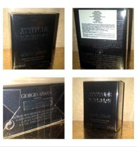 «Attitude Extreme» Giorgio Armani