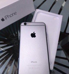 iPhone 6 16gb Spake Gray ( Серый космос )