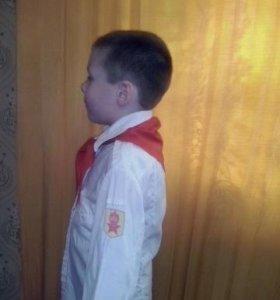 Школьная форма для мальчика советских времен