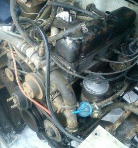 Двигатель 402 газель