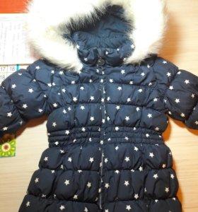 Куртка зимняя р-р 104