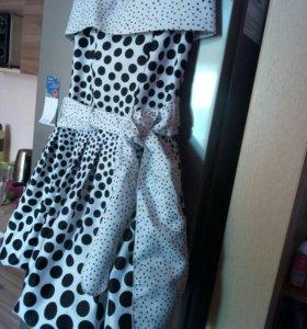 Платье на 8—11 лет