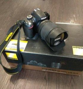 Зеркальный фотоаппарат Nikon D3200 18-105 VR Kit