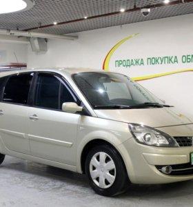 Renault Scenic, 2008