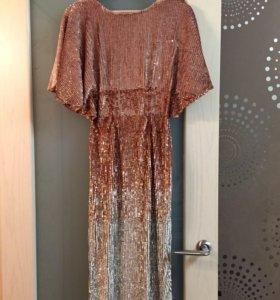 Платье нарядное, 42-44р
