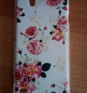 Чехол на телефон Sony Xperia C4