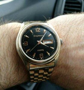 Часы Спутник.