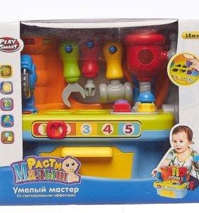 Развивающая игрушка «Умелый мастер»
