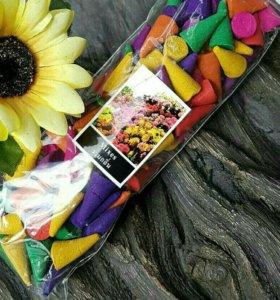 Аромапирамидки Mix Flower
