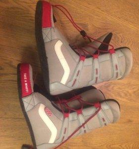 Ботинки сноуборд, сноубордисеские Vans 36