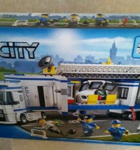 Лего. Новый набор .