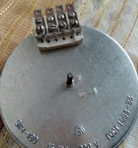 Варочная панель на электрическую плиту