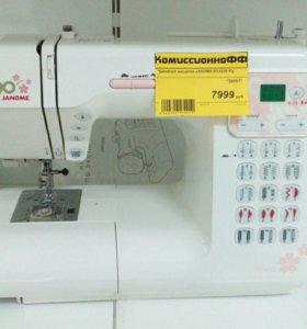 Швейная машина JANOMA DC4030