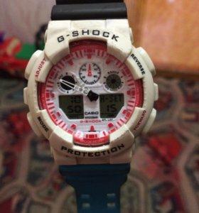 Часы Casio ga100 обмен на телефон