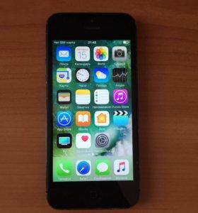 Продам iPhone 5 (16Gb)
