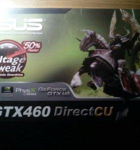 GTX 460 1GB DDR5 256bit
