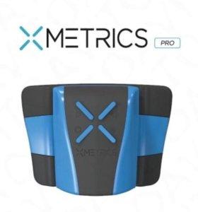 XMetrics PRO, Фитнесс-трекер для пловцов, бассейн