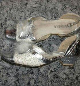 Туфли для девочек.