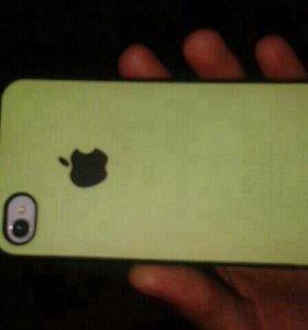 iPhone 4S чехол