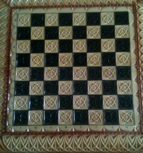Нарды, шахматы