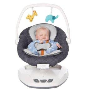 Электронные качели для новорождённых.